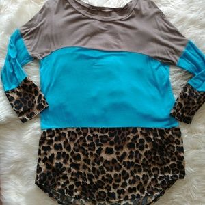 Trendy tunic